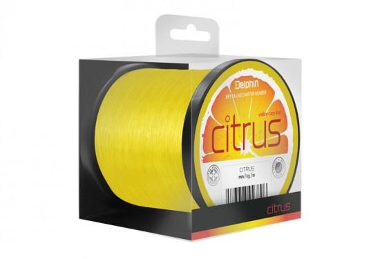 Delphin CITRUS Monofilament Yellow