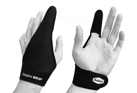 Delphin Wrap Casting Finger