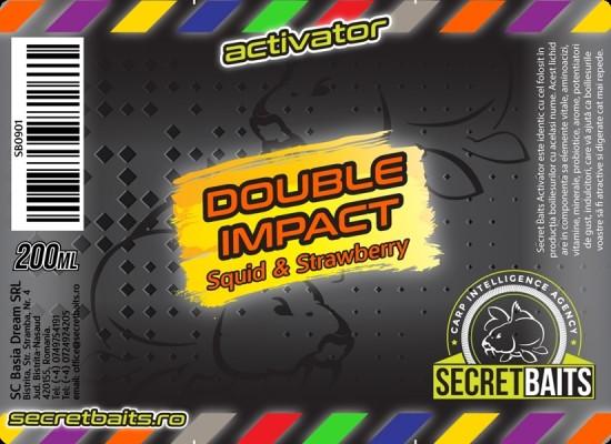Secret Baits Double Impact Activator