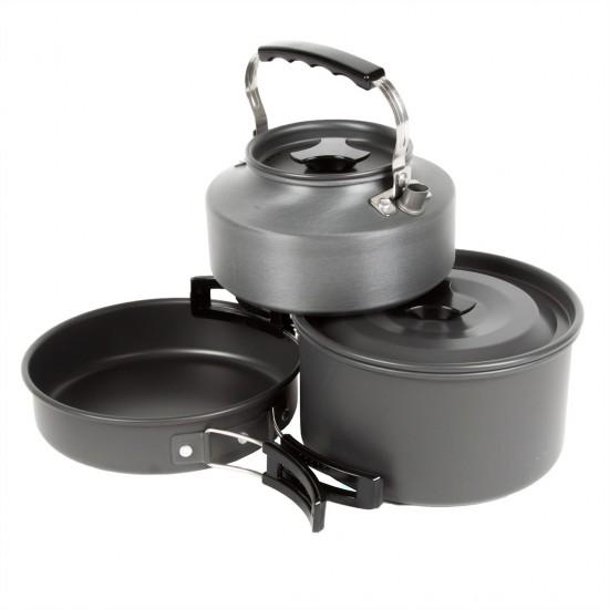 Faith Pots & Pans Cooking Set