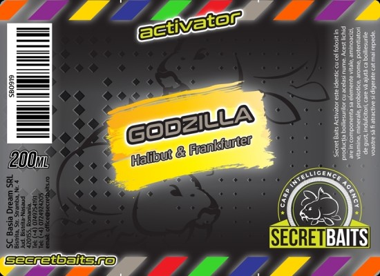 Secret Baits Godzilla Activator