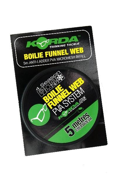 Korda Boilie Funnel Web Refill - 5m