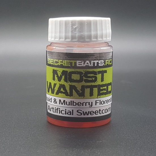 Secret Baits Artificial Sweetcorn Most Wanted Flavour