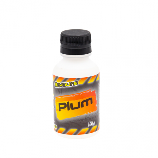 Secret Baits Plum Flavour 100ml