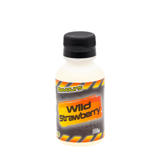 Secret Baits Wild Strawberry Flavour 100ml
