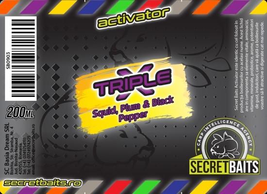 Secret Baits Triple X Activator