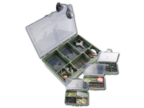 X2 Specialist Carp Box Medium