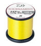 Daiwa Tournament Nylon Galben Fluo 1200m