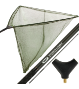 "NGT Deluxe 42"" Carp Net with Carbon Arms 1pc"