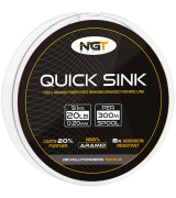 NGT Quick Sink Braid Green