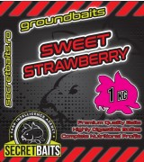 Secret Baits Strawberry Groundbaits