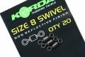 Korda Size 8 Swivel