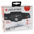 Led Lenser H5R Core 500LM Reincarcabila