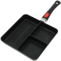 NGT 3 Way Outdoor Frying Pan with Removable Handle