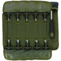NGT Bivvy Peg Set 10 x 20cm and Mallet