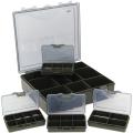 NGT Tackle Box 4+1 Black
