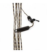 Faith Downflex S.Leader D.Loop w. Chod/Heli System 120cm