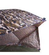 Faith Oval Brolly Complete Camo 60inch