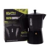 Faith Percolator Coffee Machine 4 Cup