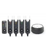 Sonik Gizmo Alarm & Reciver Set + Bivvy Lamp