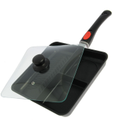 NGT  3 Way Outdoor Frying Pan with Removable Handle and Lid