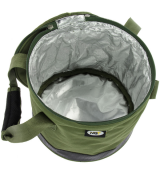NGT Bait Bin With Handles & Zip Cover