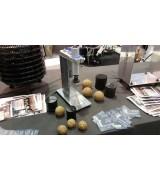 RollyCarp Pneumatic Press Ball