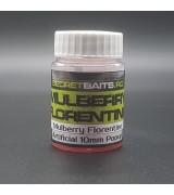 Secret Baits 10mm Popup Artif. Mulberry Florentine Flavour