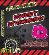 Secret Baits Strawberry Groundbaits